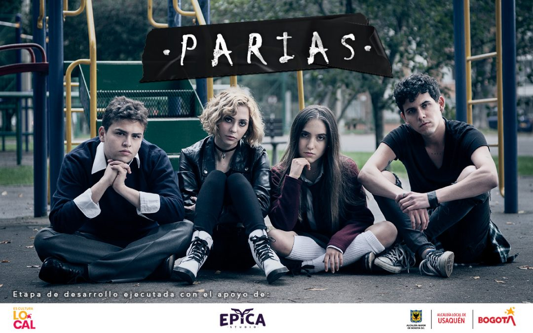 Pariahs finishes development and begins pre-production